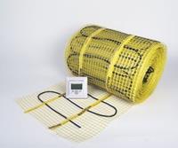 Magnum Mat vloerverwarmingsmat set met X-treme Control klokthermostaat small 5 x 0,25 m 1,25 m², 187w