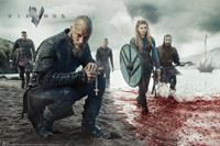 Vikings Blood Landscape Poster 91,5x61cm