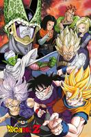 Dragon Ball Z Poster Pack Cell Saga 61 x 91 cm (5)