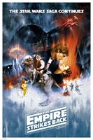 Star Wars the Empire Strikes Back - One Sheet