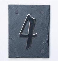 Outhings Leisteen huisnummer /