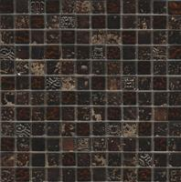 Alfa Mosaico Mozaiek bonito bo.002 dark brown 2,3x2,3x0,8