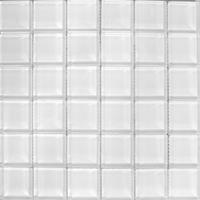 Alfa Mosaico Mozaiek invierno in.048 clear wit 4,8x4,8x0,8