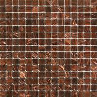 Alfa Mosaico Mozaiek glas vi.002 light brown lichtbruin 2,0x2,0x0,4