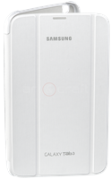 Samsung EF-BT310BWEGWW  Book Cover Galaxy Tab 3 8.0 White -