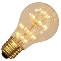 Pearl LED Standaardlamp 240V 1,5W E27 A60, 30-leds 2100K