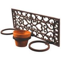 Esschert Design Design 3-Pots Plantenhanger