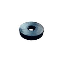 Meubelpootjes Zakje 4 stuks steldop zwart diameters 3 cm 0,5 cm (M10)