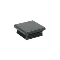 Meubelpootjes Inslagdop vierkant 2,5 bij 2,5 cm (zakje 8 stuks)