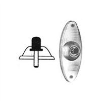 Asfra mechanische deurbel imperial