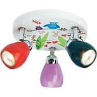 Plafondlamp Birds, Brilliant