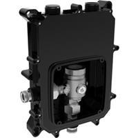 Hansa Electra elektronische urinoirspoeler hoogte 240mm volumestroomklasse Z (4.2-6.9 l/min.) uitvoering wandinbouw
