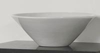 Sanitop Opbouwwastafel keramiek Kono (420x420x150 mm)