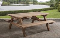 Van Talen Picknicktafel - 180X160CM