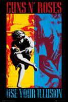 Guns N Roses Illusion Poster 61x91,5cm