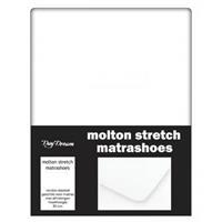 Molton stretch hoeslaken