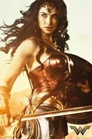 Wonder Woman - Zwaard