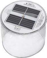 1295664 Solar tafellamp Warmwit Transparant