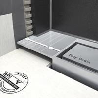 Easy Drain verlengset standaard voor Easy Drain Modulo TAF Wall 20mm 100mm mtafwverstd