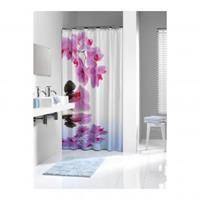 Sealskin douchegordijn Spa 100% polyester multi-color print 180x200 cm