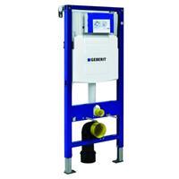 Geberit Duofix element voor hang wc H112 met Delta reservoir 12cm voor frontbediening zelfdragend 458.113.00.1