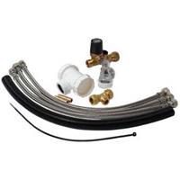 boileraansluitset tbv. 12 mm aansluiting