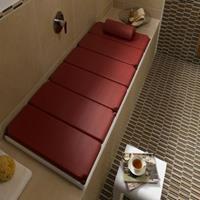 Kaldewei Badkussen  Universeel Relax model 7120 Karmijn Rood