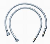 grohe flexible aansluitslang 56 cm, set à 2 stuks