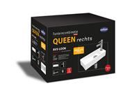 Best Design One Pack Fonteincombinatie Queen Rechts RVS-look (niet...