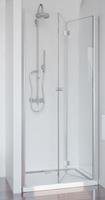 Badstuber Smart vouwdeur 80x195cm douchedeur rechts