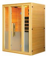 Badstuber Infrarood Sauna Calipso 142x107 cm 2000W 3 Persoons