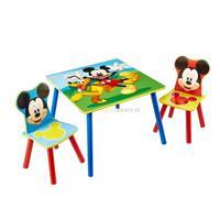 Tafel met stoeltjes Disney Mickey Mouse - multikleur