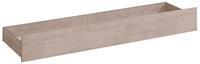 Parisot Opberglade Taylor - lichte eikenkleur - 22x163x43 cm