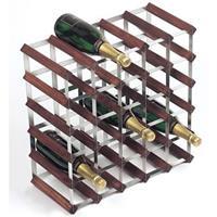 RTA Wijnrek van hout voor 30 flessen