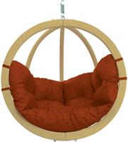 Amazonas Hangstoel Globo Chair Terracotta