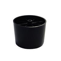 Meubelpootjes Plastic ronde meubelpoot 10 cm