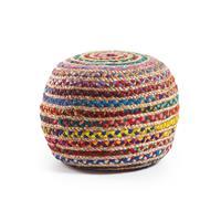 Laforma/kavehome poefSaht', kleur multicolor