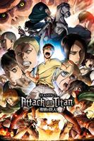 Attack on Titan Season 2 Poster Pack Collage Key Art 61 x 91 cm (5)
