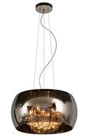 Lucide Pearl - een fonkelende hanglamp uit glas