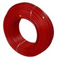 Uponor MLCP systeembuis 16 x 2 mm 120 m, rood