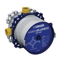 Hansa Bluebox basisgarnituur universeel met voorafsluiters