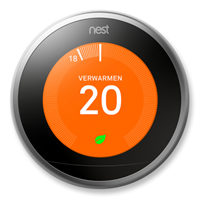 Nest thermostaat 3e generatie modulerend