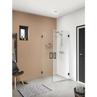 Get Wet By Sealskin Get Wet Swingdeur voor Hoekinstap I AM 90x200 cm Zwart