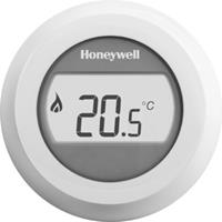 Honeywell Round On/Off kamerthermostaat aan/uit 24V, wit