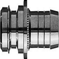 Neoperl Neomatic slangnippel 13mm. rond 16,5 mm. messing verchroomd
