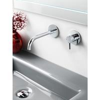 Hotbath Laddy Inbouw Wastafelkraan Chroom L005J