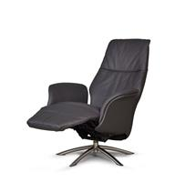 Relaxfauteuil Dream Antraciet Medium