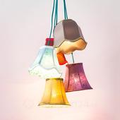 Saloon Flowers 5 design hanglamp