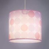 hanglamp Colors 26,5 cm roze