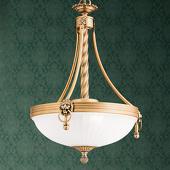 ORION Traditionele hanglamp Noam, 34 cm